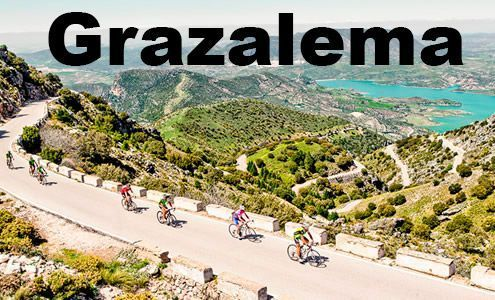 Our Tours Grazalema- Bike Station Marbella