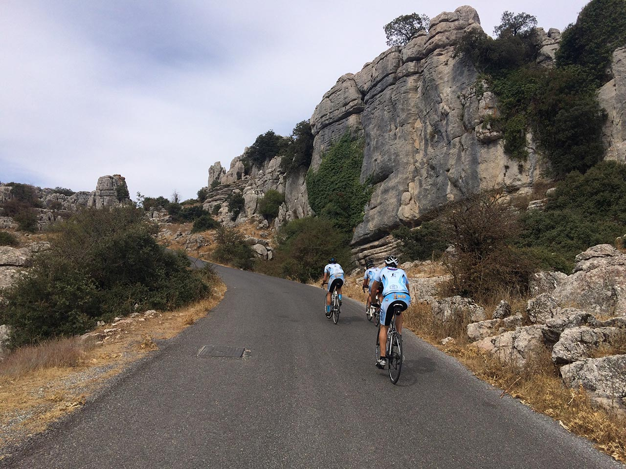 Our Tours El Torcal - Bike Station Marbella
